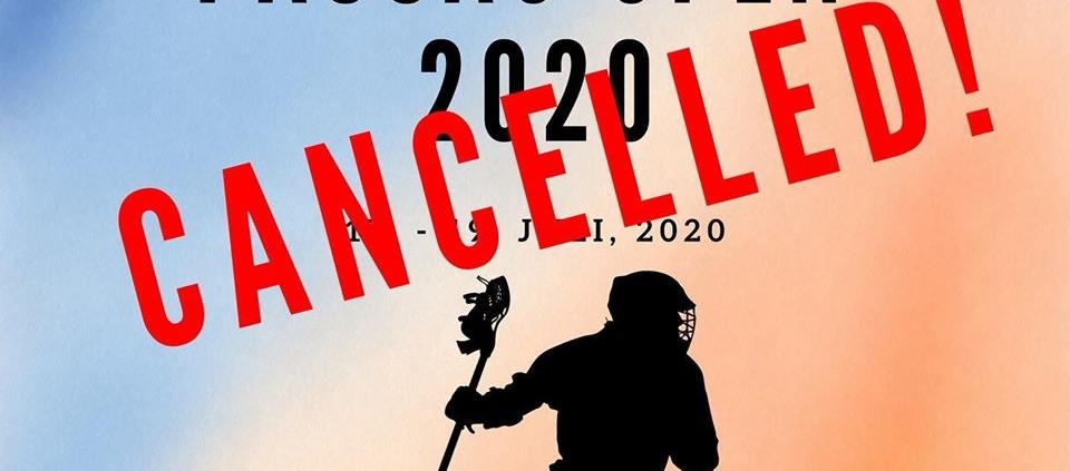 Passau Open 2020 abgesagt